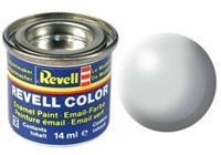 Revell Enamel NR.371 Lichtgrijs Zijdemat - 14ml
