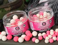 Mainline Fluoro Pop-ups - Cell - Pink White - 14mm