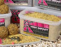 Mainline High Impact Active Groundbait 'Hemp' (2kg)