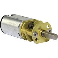 Microtransmissie Sol Expert 96443 Met flens, Metalen tandwielen 1:250 6 - 100 omw/min