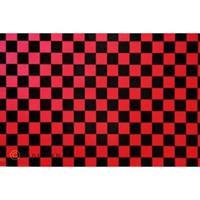 Oracover Orastick Fun 4 48-027-071-002 Plakfolie (l x b) 2 m x 60 cm Parelmoer rood-zwart
