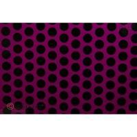 Oracover Orastick Fun 1 45-015-071-010 Plakfolie (l x b) 10 m x 60 cm Violet-zwart (fluorescerend)