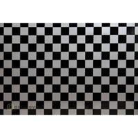 Oracover Orastick Fun 4 48-091-071-002 Plakfolie (l x b) 2 m x 60 cm Zilver-zwart