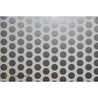 Oracover Orastick Fun 1 45-010-091-002 Plakfolie (l x b) 2 m x 60 cm Wit-zilver