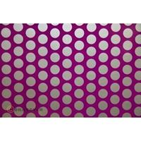 Oracover Orastick Fun 1 45-015-091-002 Plakfolie (l x b) 2 m x 60 cm Violet-zilver (fluorescerend)