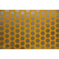 Oracover Orastick Fun 1 45-030-091-002 Plakfolie (l x b) 2 m x 60 cm Cub-geel-zilver