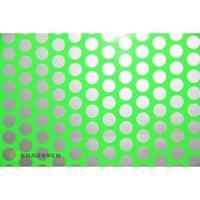 Oracover Orastick Fun 1 45-041-091-002 Plakfolie (l x b) 2 m x 60 cm Groen-zilver (fluorescerend)