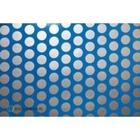 Oracover Orastick Fun 1 45-051-091-002 Plakfolie (l x b) 2 m x 60 cm Blauw-zilver (fluorescerend)