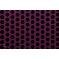 Oracover Orastick Fun 1 45-054-071-002 Plakfolie (l x b) 2 m x 60 cm Violet-zwart