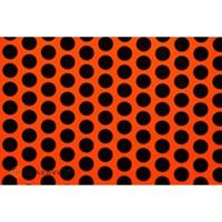 Oracover Orastick Fun 1 45-064-071-002 Plakfolie (l x b) 2 m x 60 cm Rood-oranje-zwart (fluorescerend)