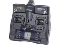 Carson Modellsport Reflex Stick Pro 3.1 RC handzender 2,4 GHz Aantal kanalen: 4 Incl. ontvanger