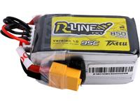 LiPo accupack 850 mAh 95 C Tattu Stick