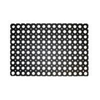 Rubberen deurmat - 60 x 40 cm - buitenmat