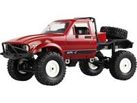 Amewi Pick-Up Truck 1:16 Brushed RC auto Elektro Terreinwagen 4WD RTR 2,4 GHz Incl. accu en laadkabel