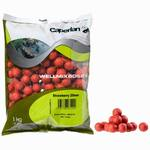 Caperlan Boilies voor karpervissen Wellmix 20 mm Strawberry 1 kg