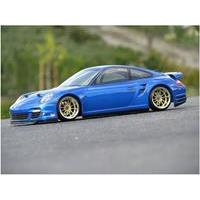 Hpiracing HPI Porsche 911 Turbo (997) transparante body - 200mm