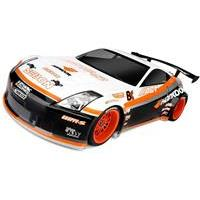 Hpiracing HPI Nissan 350Z Hankook transparante body - 200mm