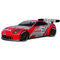 Hpiracing Nissan 350z nismo gt race body (190mm)