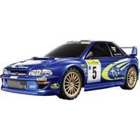 Tamiya Subaru Impreza Monte Carlo 1999 Brushed 1:10 RC auto Elektro Straatmodel 4WD Bouwpakket
