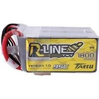 Tattu LiPo accupack 14.8 V 850 mAh 95 C Stick XT60