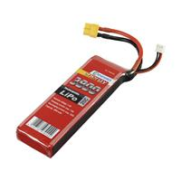 Conrad energy LiPo accupack 7.4 V 3800 mAh Aantal cellen: 2 20 C Stick XT60