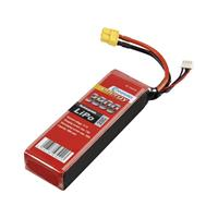 Conrad energy LiPo accupack 11.1 V 3800 mAh Aantal cellen: 3 20 C Stick XT60