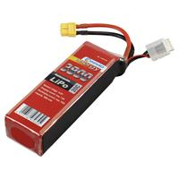 Conrad energy LiPo accupack 14.8 V 3800 mAh Aantal cellen: 4 20 C Stick XT60