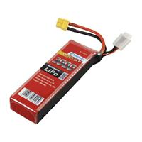 Conrad energy LiPo accupack 14.8 V 2400 mAh Aantal cellen: 4 20 C Stick XT60