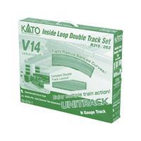 N Kato Unitrack 7078644 Uitbreidingsset