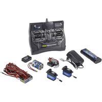 Carson Modellsport Reflex Stick Truck-Set RC handzender 2,4 GHz Aantal kanalen: 6 Incl. ontvanger