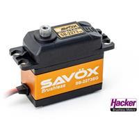 Savöx Savöx Standaard servo SB-2273SG Digitale servo Materiaal (aandrijving): Staal Stekkersysteem: JR