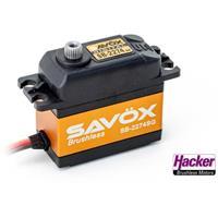 Savöx Savöx Standaard servo SB-2274SG Digitale servo Materiaal (aandrijving): Staal Stekkersysteem: JR
