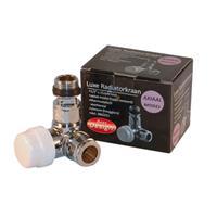 """Best Design Luxe Thermostatisch Voorbereid Ventiel Axiaal 1/2"""" x 15mm"""