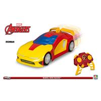 Toy State Marvel RC Racers Iron Man