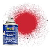 Revell Spray Color Vuurrood Zijdemat 100ml