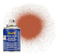 Revell Spray Color Bruin Mat 100ml