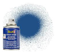Revell Spray Color Blauw Mat 100ml
