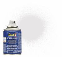 Revell Spray Color Wit Zijdemat 100ml