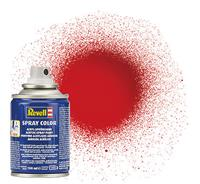 Revell Spray Color Vuurrood Glanzend 100ml