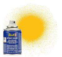 Revell Spray Color Geel Mat 100ml