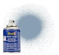 Revell Spray Color Grijs Zijdemat 100ml