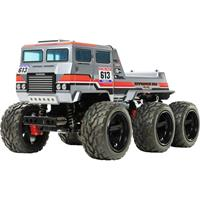 Tamiya Dynahead 6x6 1:18 Brushed RC auto Elektro Monstertruck 4WD Bouwpakket