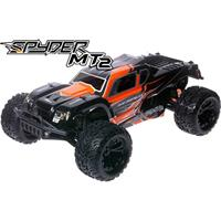 Serpent Spyder MT2 1:10 Brushless RC auto Elektro Monstertruck Achterwielaandrijving RTR 2,4 GHz
