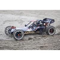 Amewi Pitbull X 1:5 RC auto Benzine Buggy Achterwielaandrijving RTR 2,4 GHz