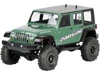 Pro-Line PRO-3336-00 1:10 Jeep Wrangler Unlimited Rubicon Ongeverfd, niet gesneden