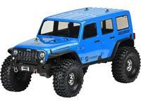 Pro-Line PRO-3502-00 1:10 Jeep Wrangler Unlimited Rubicon Ongeverfd, niet gesneden
