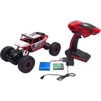 Amewi 22195 Conqueror 1:18 RC modelauto voor beginners Elektro Crawler 4WD