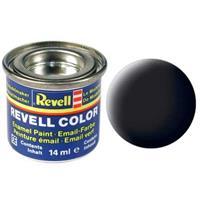 Revell Enamel NR.8 Zwart Mat - 14ml