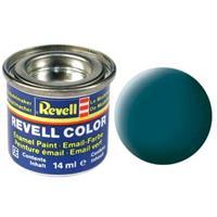 Revell Enamel NR.48 Zeegroen Mat - 14ml