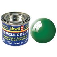 Revell Enamel NR.61 Snaragdgroen Glanzend - 14ml